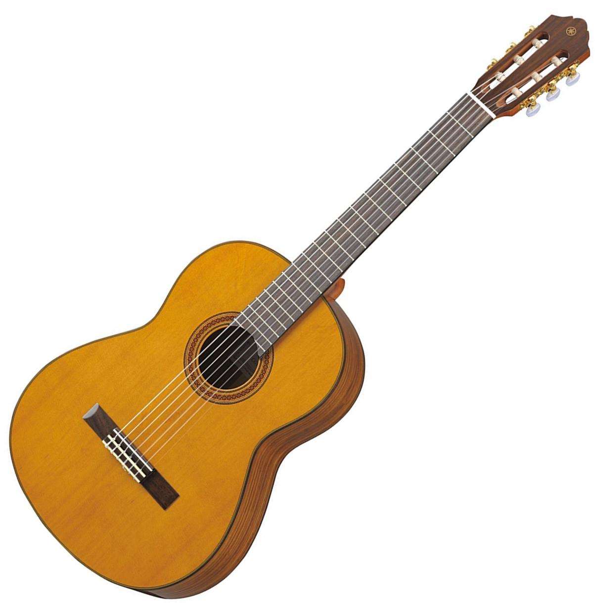 Guitare classique format 4/4 Yamaha Série C - C80 - natural