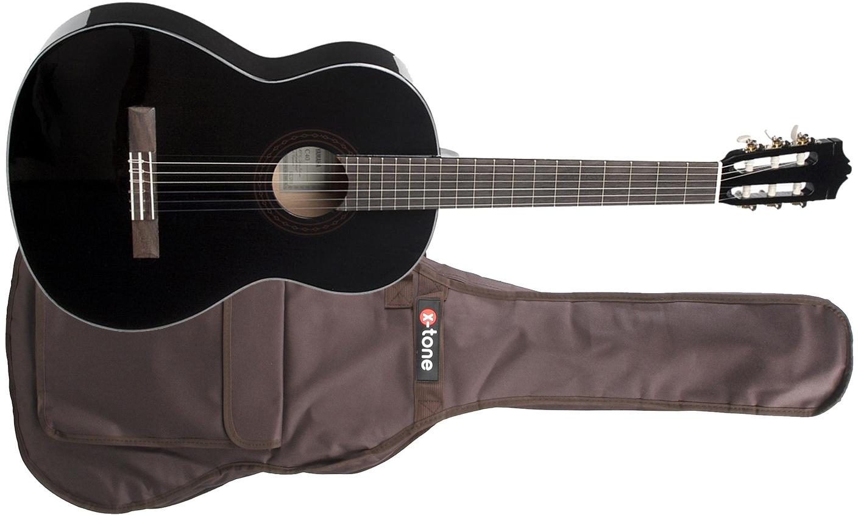 Guitare classique format 4/4 Yamaha CS40 II +Housse - black