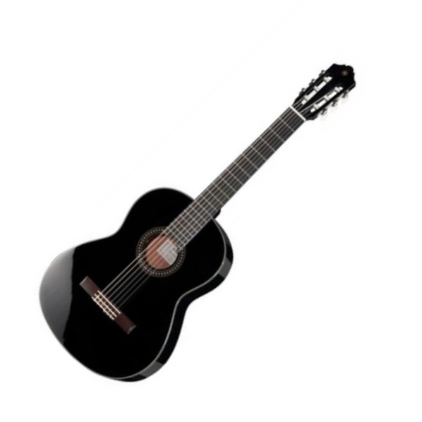 guitare classique format 4 4 yamaha cg142s black star 39 s music. Black Bedroom Furniture Sets. Home Design Ideas