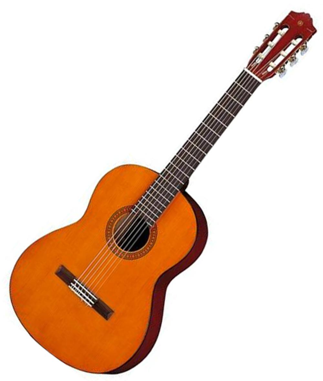 Guitare classique format 1/2 Yamaha CGS102 1/2 - natural ...