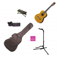 pack guitare classique au meilleur prix chez star 39 s music. Black Bedroom Furniture Sets. Home Design Ideas