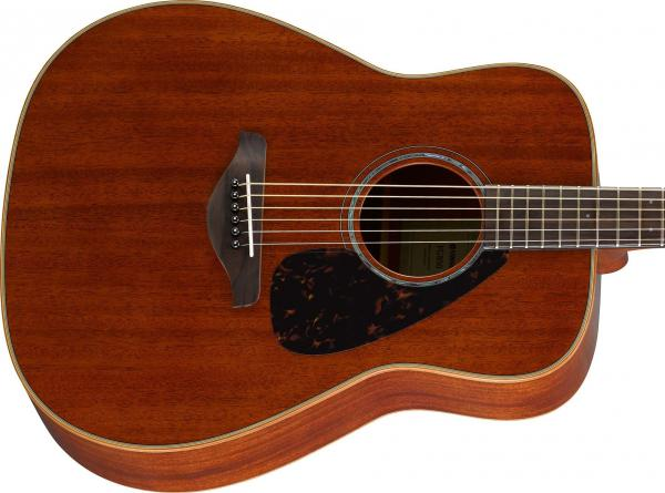 Guitare folk & electro Yamaha FS850 NT - natural gloss