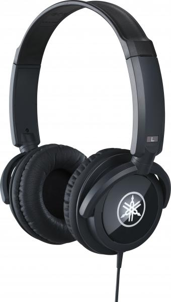 Casque studio & dj Yamaha HPH-100B - Black