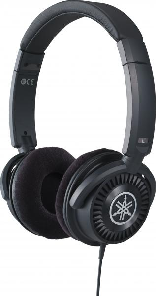Casque studio & dj Yamaha HPH-150B - Black