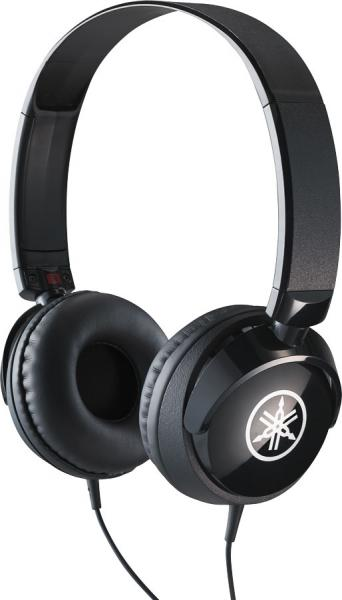 Casque studio & dj Yamaha HPH-50B - Black