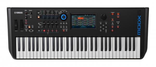 Clavier Yamaha MODX, Piano Yamaha, Clavier portable Yamaha, MODX6