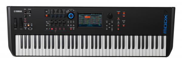 Clavier Yamaha MODX, Piano Yamaha, Clavier portable Yamaha, MODX7