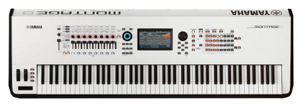 Synthétiseur Yamaha Montage 8 White