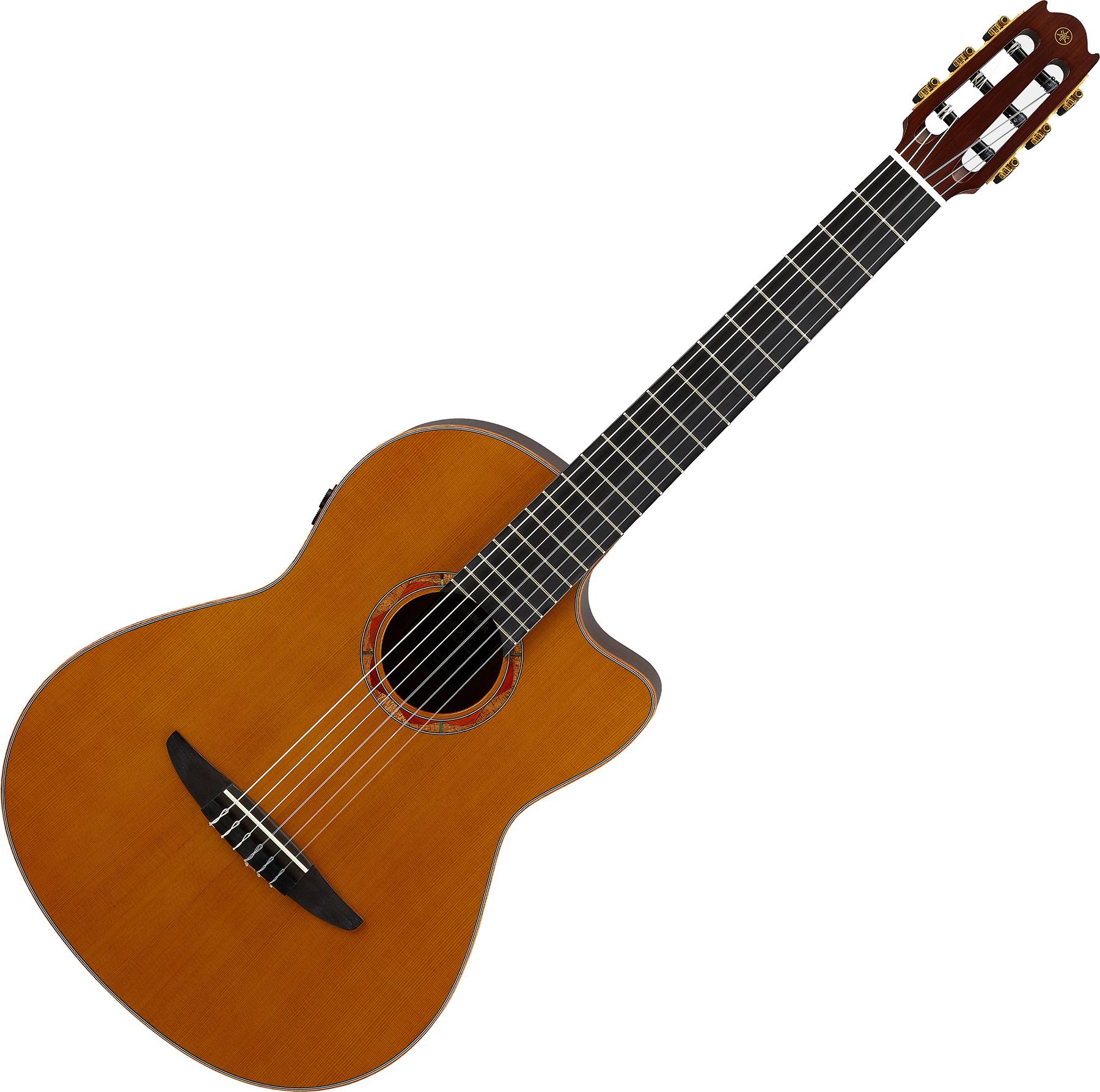 Guitare classique format 4/4 Yamaha NCX3C - natural - Star ...