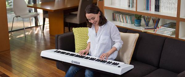 Pack clavier Yamaha NP-32B + Stand + Banquette + Casque