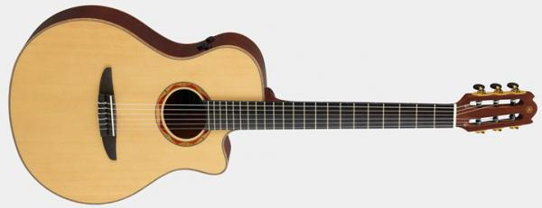 Guitare classique format 4/4 Yamaha NTX3 - natural