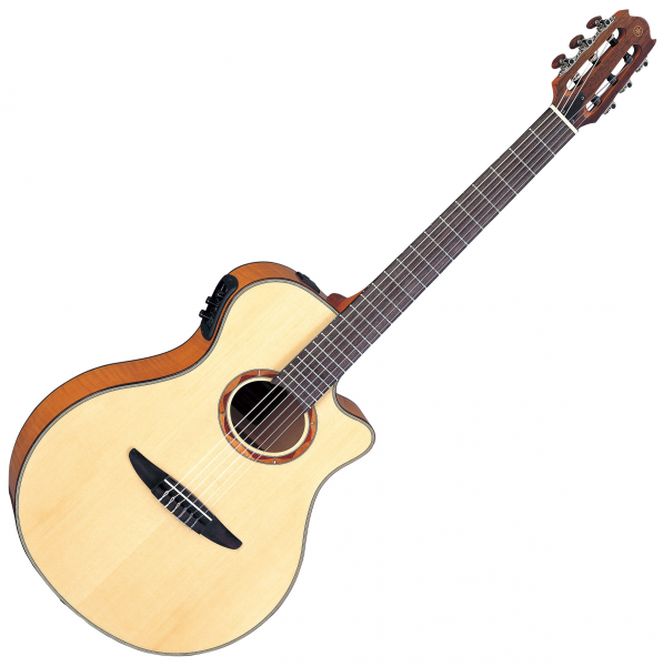 Guitare classique format 4/4 Yamaha NTX900FM - natural gloss