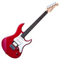 Guitare électrique solid body Yamaha Pacifica PA112V - Raspberry red