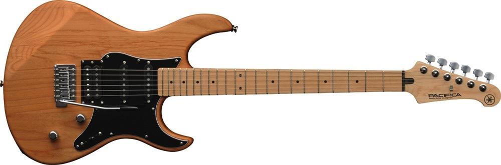 Guitare électrique solid body Yamaha PACIFICA 112VMX ...