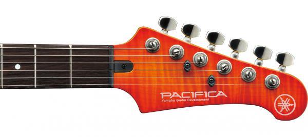 Guitare électrique solid body Yamaha Pacifica PAC611HFM ...