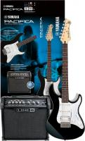 image Pacifica 012 & Line 6 Spider IV 15 - black gloss