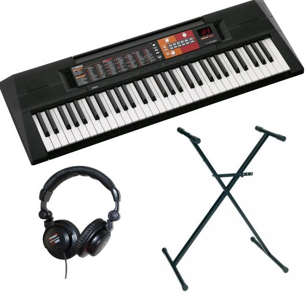 Pack clavier Yamaha PSR-F51 + Stand + Casque
