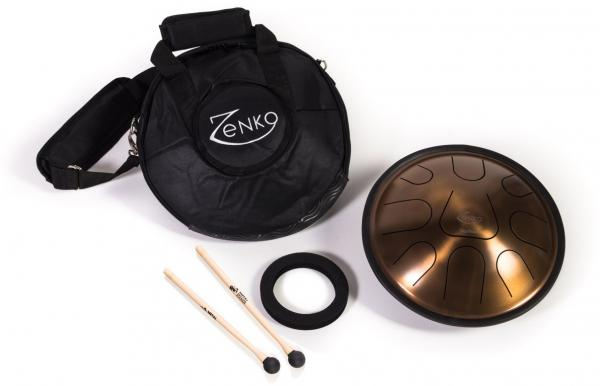 Handpans & steel tongues drums Zenko Solstice