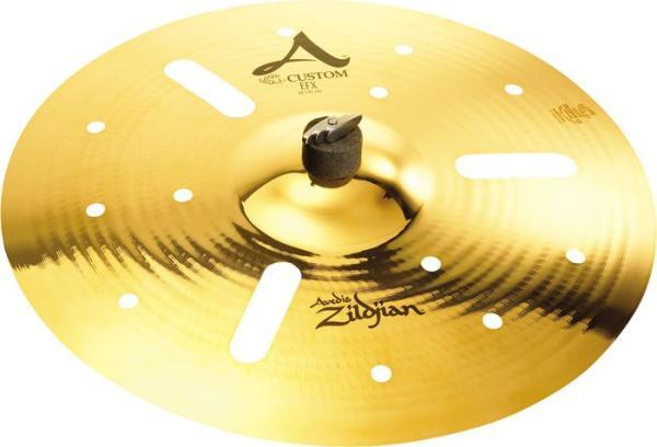 Cymbale crash Zildjian A' Custom EFX Crash 18 - 18 pouces