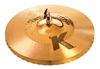 Cymbale hi hat charleston Zildjian K1224 K Custom Hybrid Hats - 14 pouces