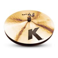 Cymbale hi hat charleston Zildjian 13 K Hi Hats Top - 13 pouces - 13 pouces