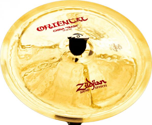 Cymbale china Zildjian Oriental China Trash 14 - 14 pouces