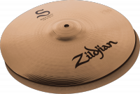Cymbale hi hat charleston Zildjian S14RPR Rock Hi Hats - 14 pouces