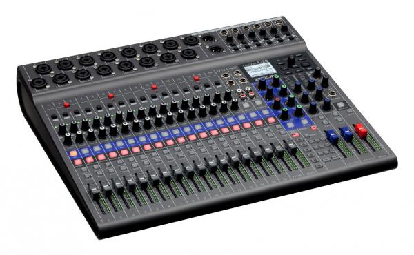 Enregistreur multi-pistes Zoom Livetrack L-20
